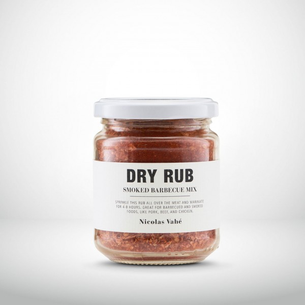 Nicolas Vahé Dry Rub - Smoked Barbecue Mix 150g