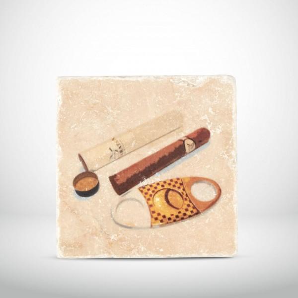Marmorkachel Zigarre