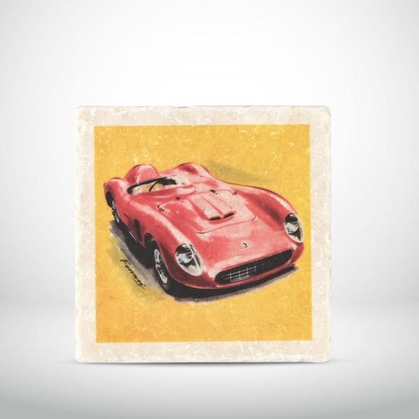 Marmorkachel Ferrari
