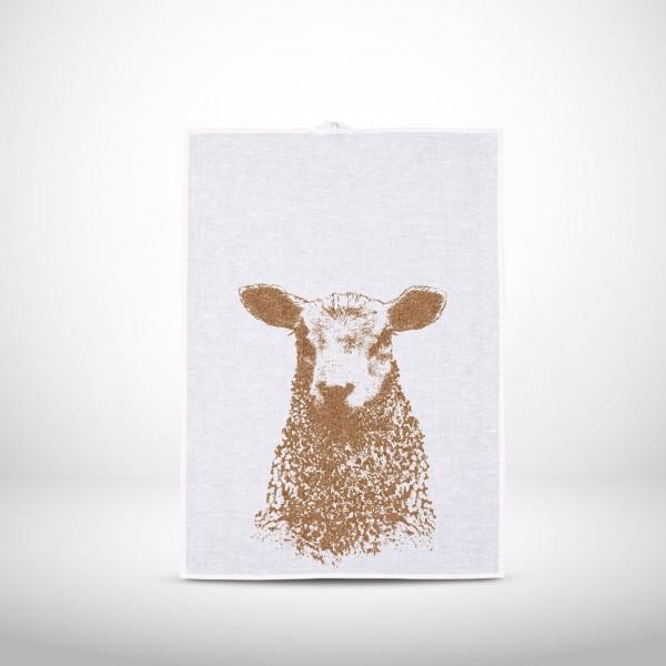 Frohstoff Geschirrtuch Schaf