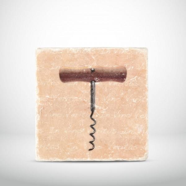 Marmorkachel Korkenzieher