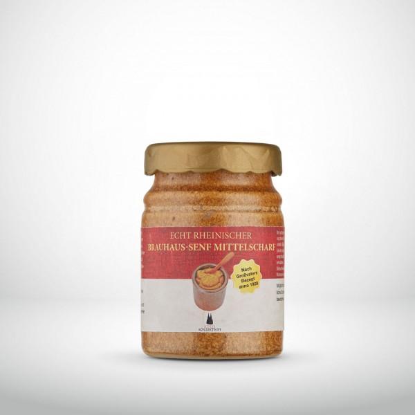 Echt Rheinischer Brauhaus-Senf mittelscharf 200ml